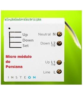 Micro módulo para Persiana INSTMICROS
