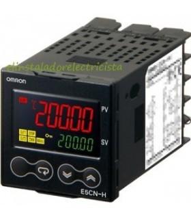 Controlador temperatura digital E5CN-HC2M-500 AC100-240 Omron