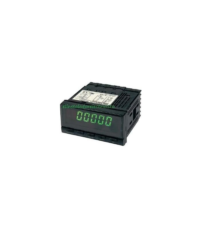 Panel Medidor de Proceso K3MA-J-A2 100-240AC Omron