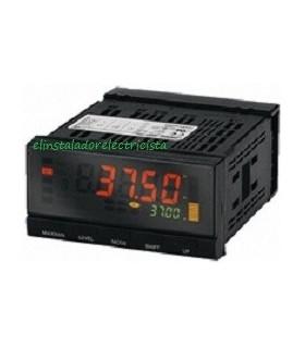 Panel Indicador de Temperatura Avanzado K3HB-HTA 100-240VAC Omron