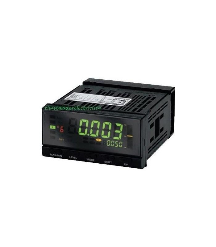 Procesador inteligente de Peso y Volumen K3HB-VLC 100-240VAC Omron