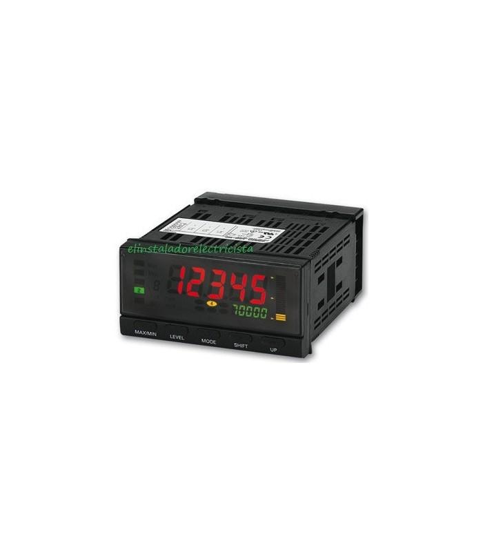 Indicador de Impulsos Rotativo K3HB-RNB 100-240VAC Omron