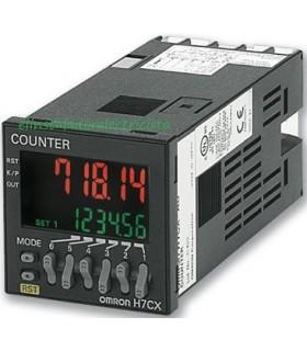 Contador Digital Estándar H7CX-A-N Omron 6 dígitos