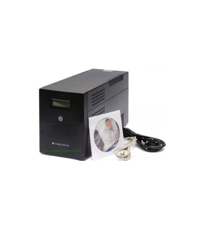 SAI 900 Vatios SOFF 1500 LCD PANTALLA OFF LINE