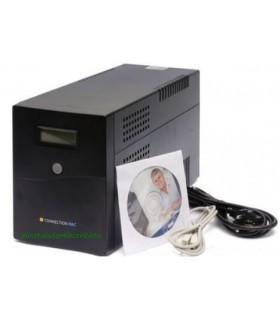 SAI SOFF 1000 LCD PANTALLA OFF LINE 600 vatios