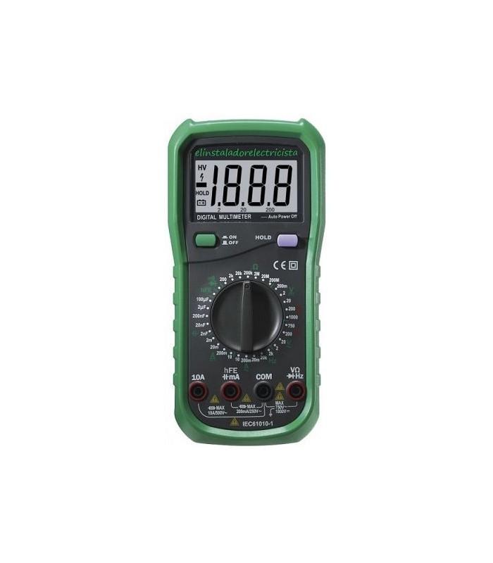 Kit herramientas electricista para el profesor