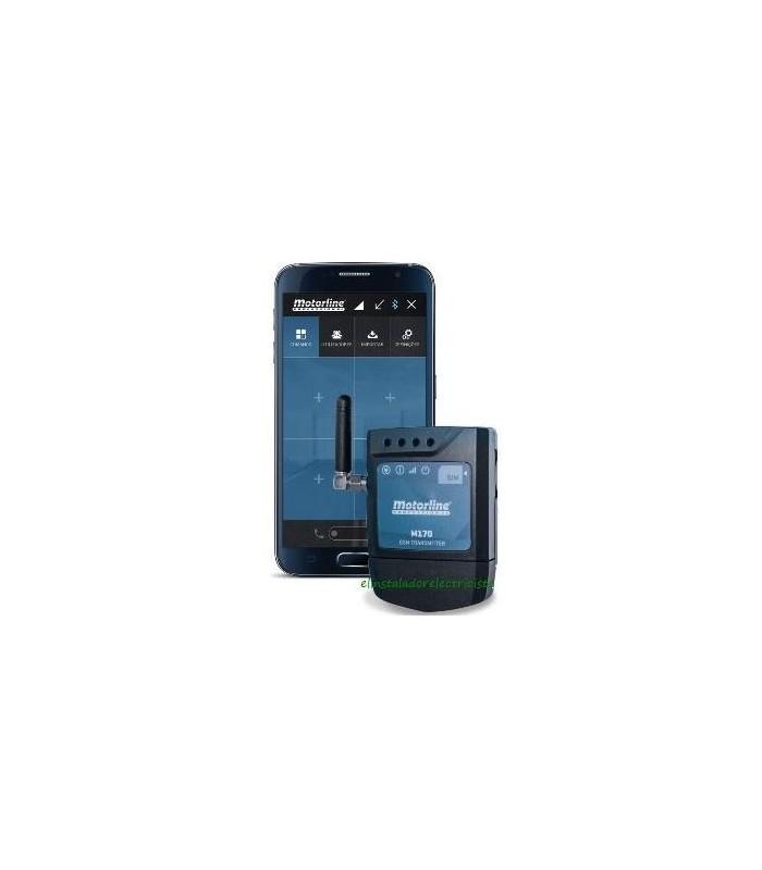 Abrepuertas GSM-M170 Bluetooth