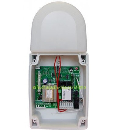 Centralita puerta enrollable con luz BAX900L