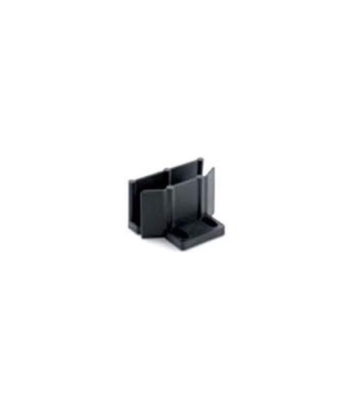 Kit puerta automática de cristal 2 hojas paso 2900mm