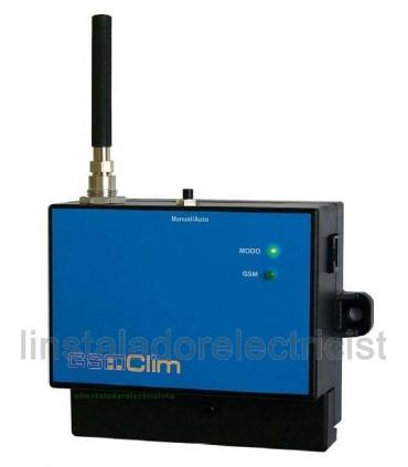GSM Clim Controlador GSM para calefacción