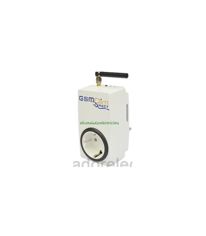 GSMClim direct Controlador GSM para calefacción