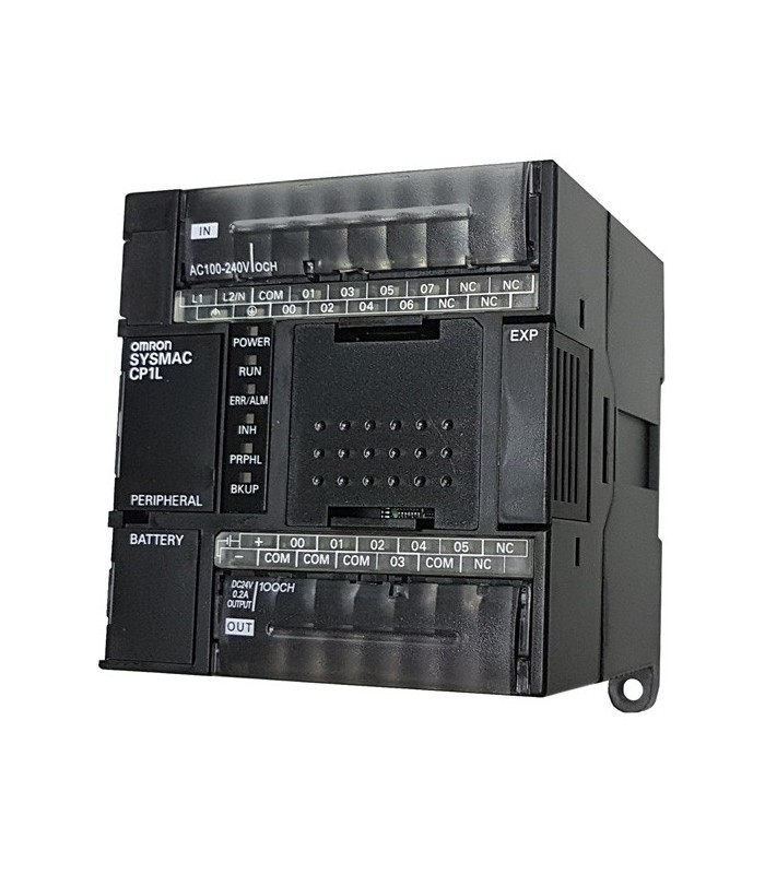 Plc CPU Compacto CP1L-L14DR-A Omron, Próximos cursos de Autómatas