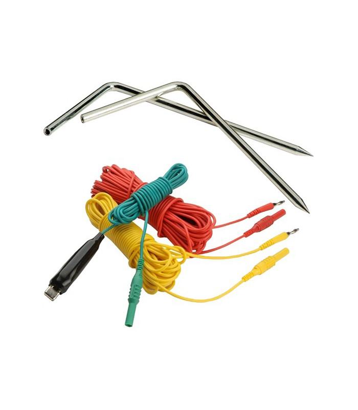 Kit Comprobadores Multifunción MFT1835 + Juego de cables 1001-810