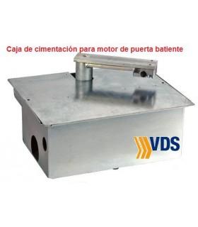 Caja de cataforesis para motor UNDER VDS