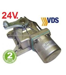 Motor 24V soterrado para puerta batiente 2,5m