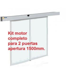 Motor puerta automatica de cristal templado puertas - Motores electricos para puertas correderas ...