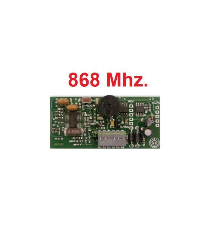 Receptor enchufable SRT Mini 868 Mhz