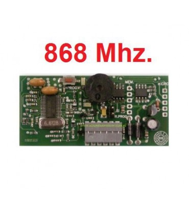 Receptor enchufable SRT Mini 868 Mhz