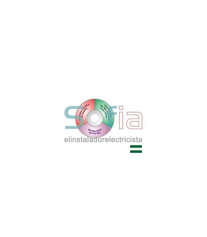 Software SOFIA CA. Andalucía