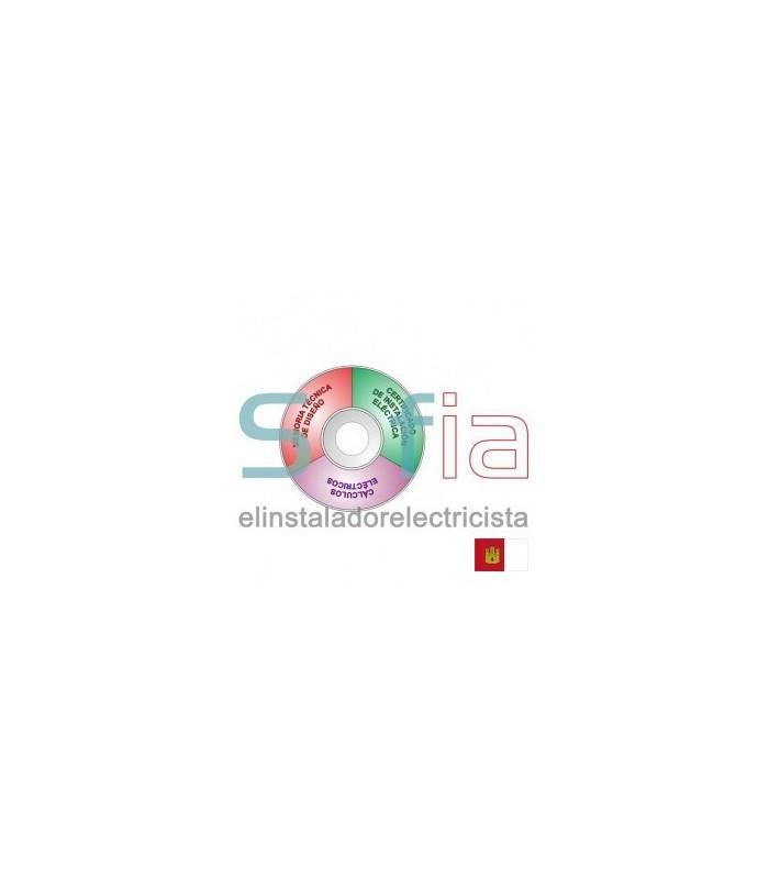 Software SOFIA CA Castilla La Mancha