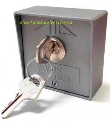 Selector Aluminio externo start/stop
