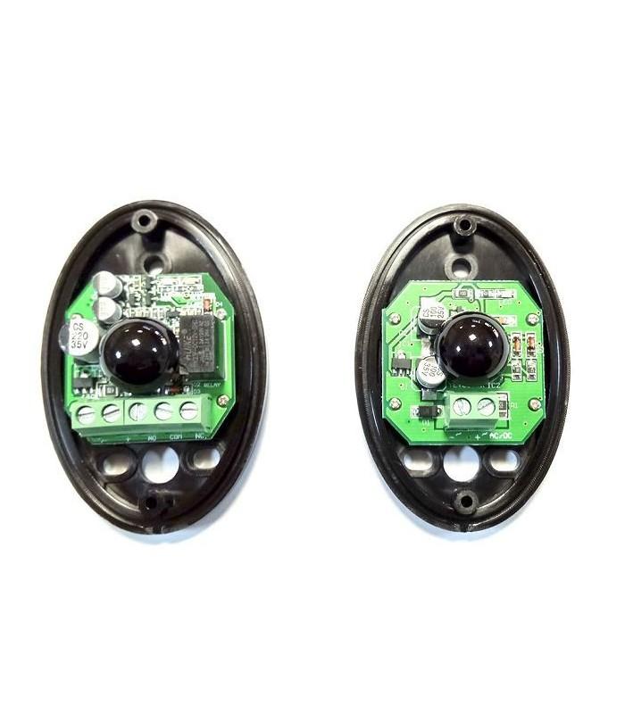 Fotocelula emisor receptor para garaje