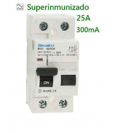 Superinmunizado 25A 300mA 2Polos 10kA