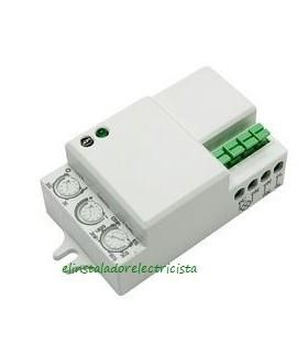 Detector de Movimiento por microondas MINI