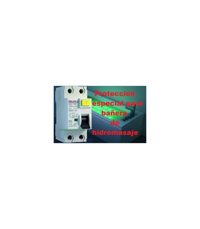 Protección Especial Diferencial 16A 10mA Tipo AC