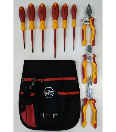 Kit 3 Herramientas Electricista