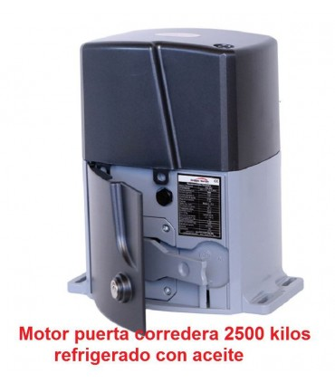 Motor puerta Corredera  Norton AT PLUS 2500KG