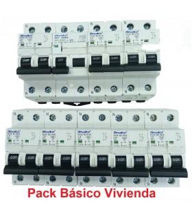 Pack Automáticos de vivienda Grado de electrificación básico