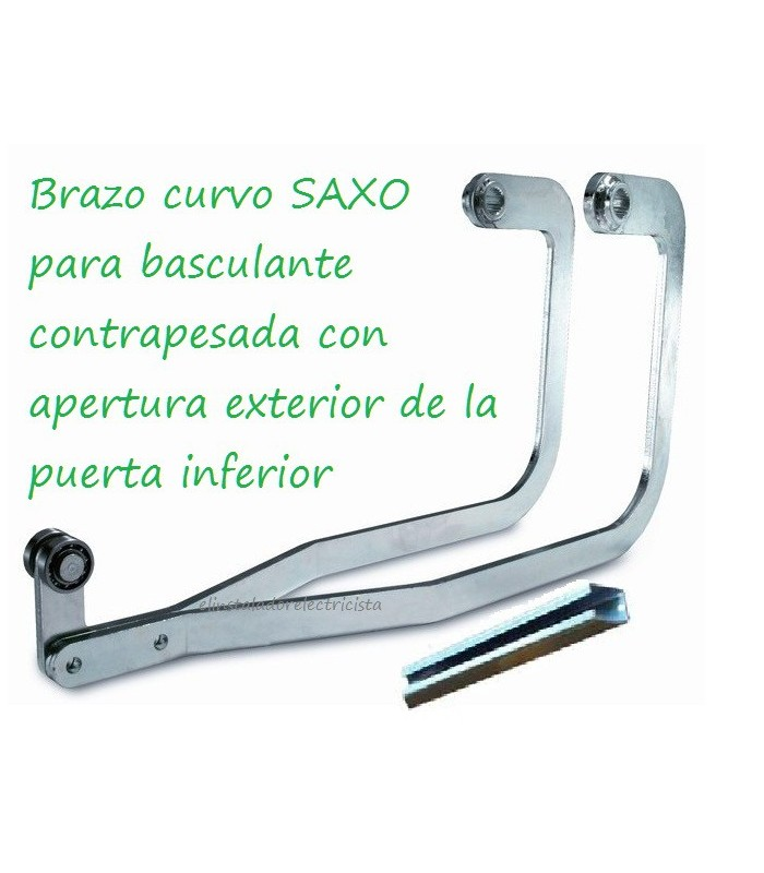 Kit Brazo SAXO HS HOME