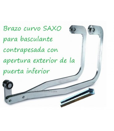 Kit Brazo SAXO HS HOME