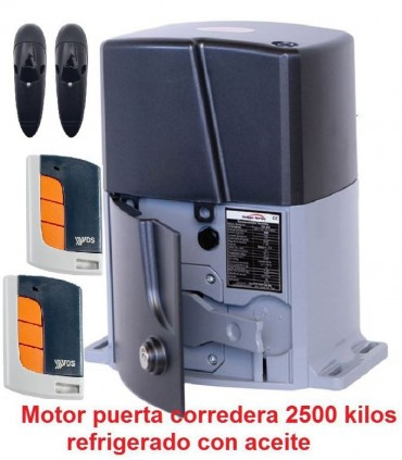 Kit Motor Corredera Norton AT PLUS 2500kg