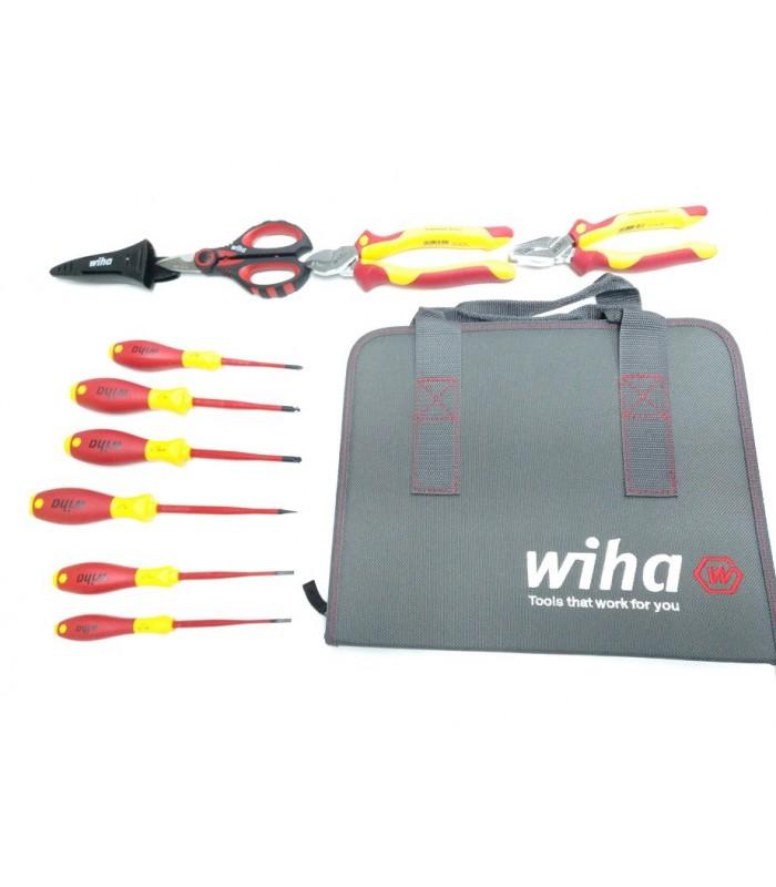 Kit 2 Herramientas Electricista
