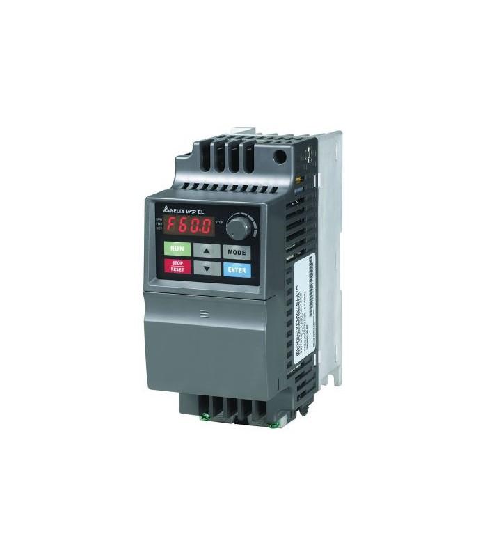 Variador Monofásico 0,2kW  0,25CV DELTA