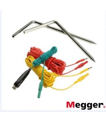 Kit de tierras Megger 1001-810