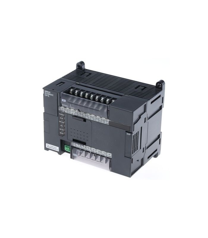 CPU Ethernet CP1L-EL20DT1-D Compacto Omron