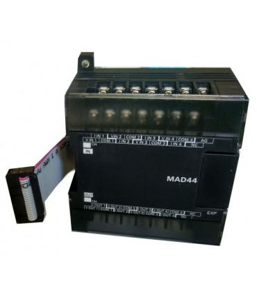 CP1W-MAD44 Módulo Expansión 4 Entra. + 4 Sal. Analogía 1/12000