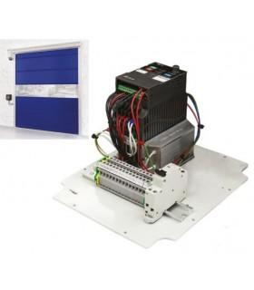 Central 2200W con variador de frecuencia