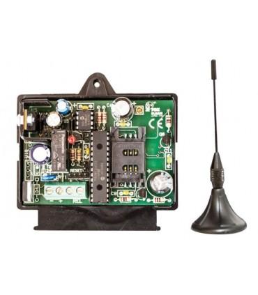 Módulo GSM para apertura de puertas por llamada perdida