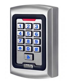 Teclado por código y Lector RFID 125khz