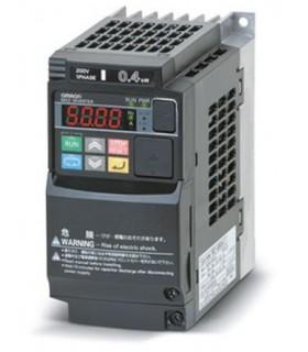 Variador 3G3MX2-AB001-E Monofásico 0.12- 0,25KW