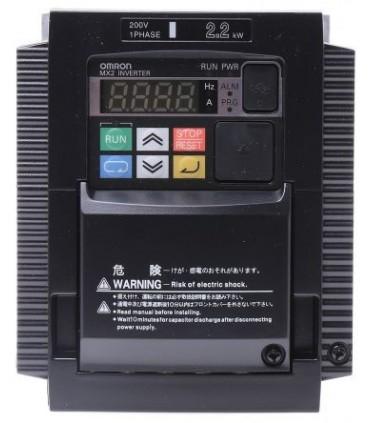 Variador 3G3MX2-AB022-E Monofásico 2.2/3.0KW Omron