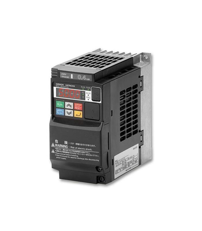 Variador 3G3MX2-A2004-E Trifásico 0.5/0.75KW Omron