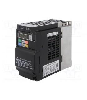 Variador 3G3MX2-A2007-E Trifásico 0,75/1.1KW omron
