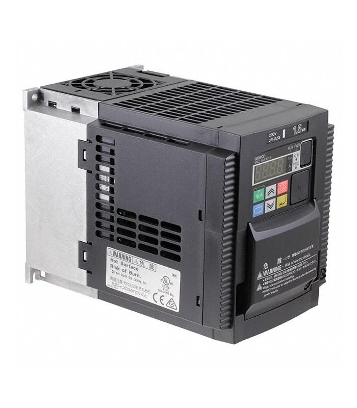 Variador 3G3MX2-A2015-E Trifásico 1.5/2.2KW Omron