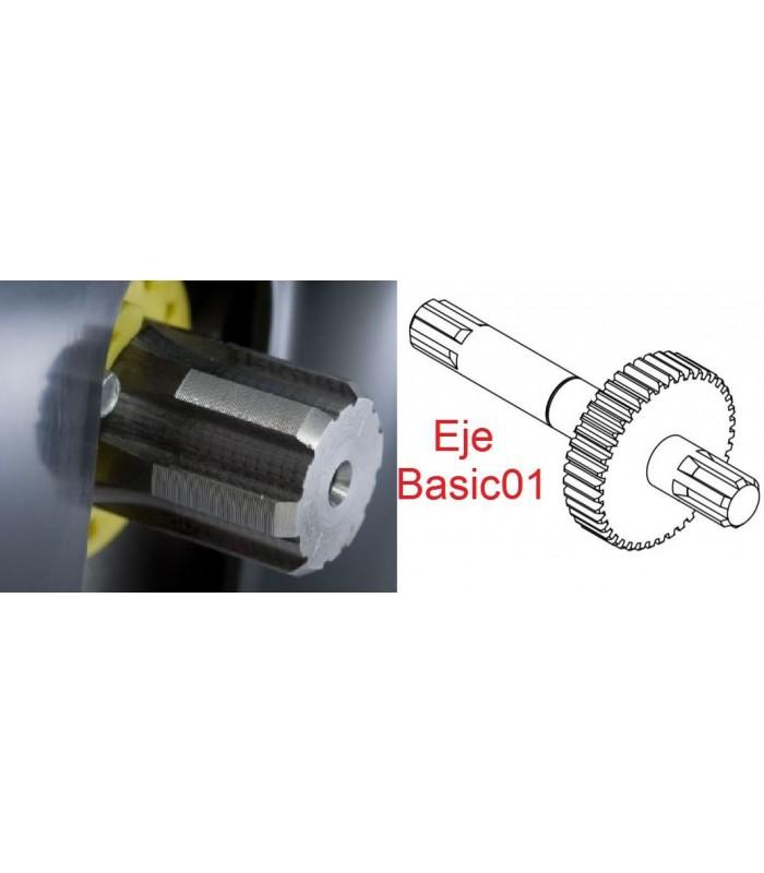 Kit Basi01 230V  Basculante brazo recto