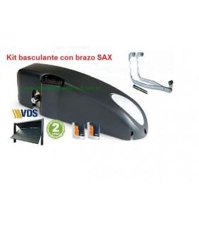 Kit Basi01 230V  con brazo SAXO